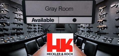 heckler kochs gray room   edition  firearm blogthe firearm blog