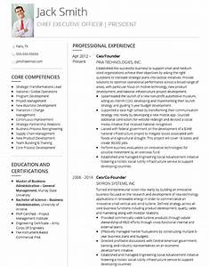 The 10 best executive cv examples for Executive cv