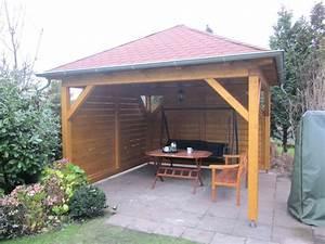 Pavillon Aus Holz Selber Bauen : gartenpavillon selber bauen anleitung haus design ideen ~ A.2002-acura-tl-radio.info Haus und Dekorationen