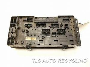 2003 Land Rover Discovery Fuse Box