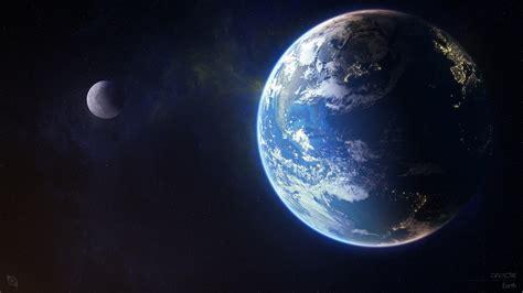 Wallpaper Earth, Planet, 4k, 8k, Space, #9316