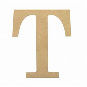 "10"" Decorative Wood Letter: T [AB2044] - MardiGrasOutlet com"