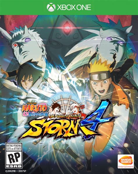 Naruto Shippuden Ultimate Ninja Storm 4 Is Free To Play