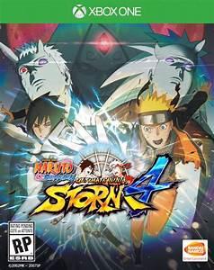 Naruto Shippuden Ultimate Ninja Storm 4 Announces U002639road