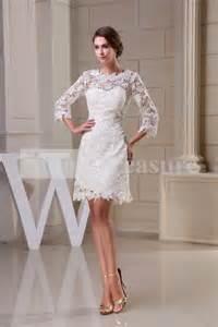 tea length wedding dress stylish photos of lace ivory wedding dresses