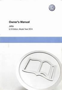 2014 Volkswagen Jetta Owners Manual In Pdf