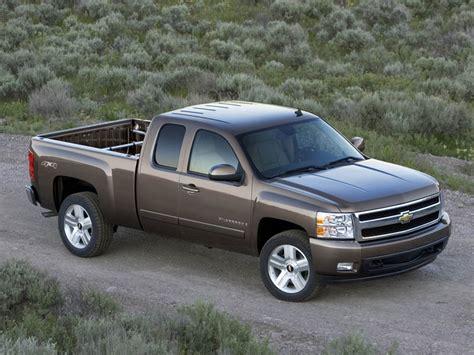 2007 Chevrolet Silverado Ltz Extended Cab Pictures
