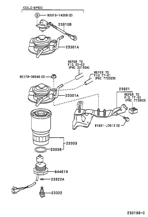 toyota corolla fuel filter wiring library