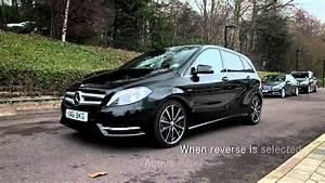 Mercedes Benz Classe B Inspiration : mercedes benz b class active park assist youtube ~ Gottalentnigeria.com Avis de Voitures