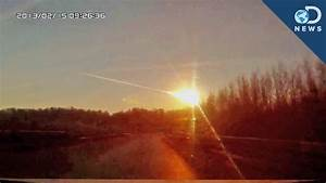 GIANT Meteor Hits Russia! - YouTube