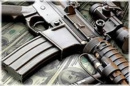 Money Drugs And Guns Wallpaper