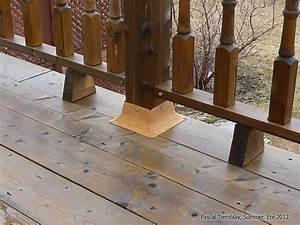 Ancrage Poteau Bois : construire une terrasse sur lev e plan de construction ~ Edinachiropracticcenter.com Idées de Décoration