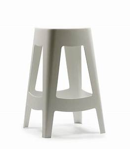 Tabouret De Bar Exterieur : tabouret de bar ext rieur design empilable en plastique ~ Dailycaller-alerts.com Idées de Décoration