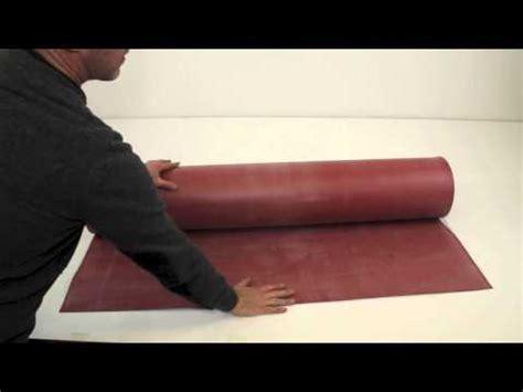 silicon rubber sheet youtube