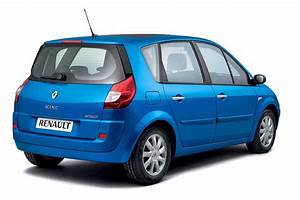 Renault Scenic 1 5 2006 Technical Specifications