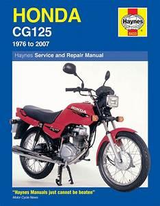 Honda Cg125  76