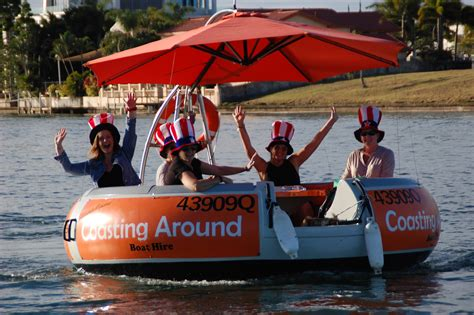 Round A Boat Gold Coast by Gold Coast Boat Hire Coasting Around Cruise Gold Coast