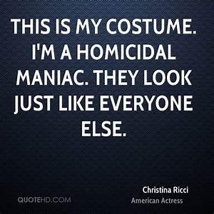 Christina Ricci Quotes. QuotesGram