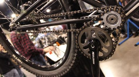 Battleaxe Mountain Bike Features Two Chains, But Very
