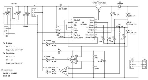 Battery Charger Circuits Page Circuit Wiring