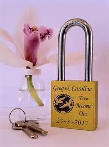 creative wedding gifts engraved padlocks locks from engraved padlocks are a unique and creative engraved gift a