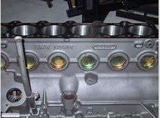 Engine Number Location M20