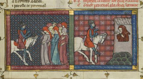 tristan chevalier de la table ronde la chevalerie une fonction une confr 233 rie article