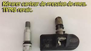Valve Electronique Renault : comment r parer la valve d un capteur de pression tpms repair youtube ~ Melissatoandfro.com Idées de Décoration