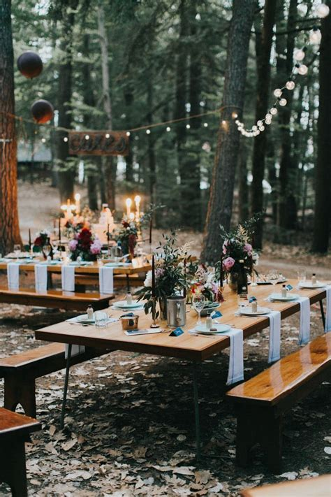 diy  england summer camp wedding  wohelo forest