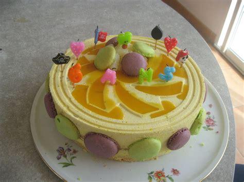 recette de cuisine pour anniversaire recettes gateau anniversaire aux fruits