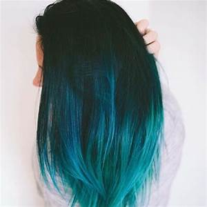50 Super Cool Blue Ombre Hair Styles Hair Motive Hair Motive