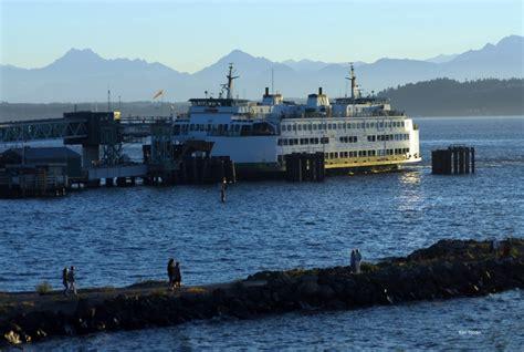edmonds kingston ferry run    boats  edmonds news