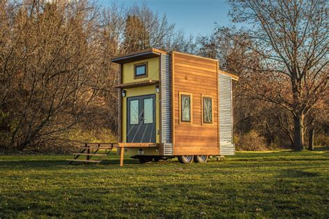 centipede tiny house auction  occupy madison tiny house village