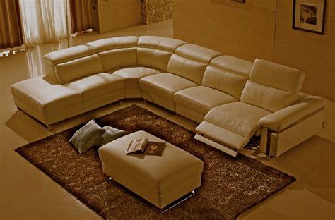 canape de luxe en cuir canapé d 39 angle relax en cuir buffle italien de luxe