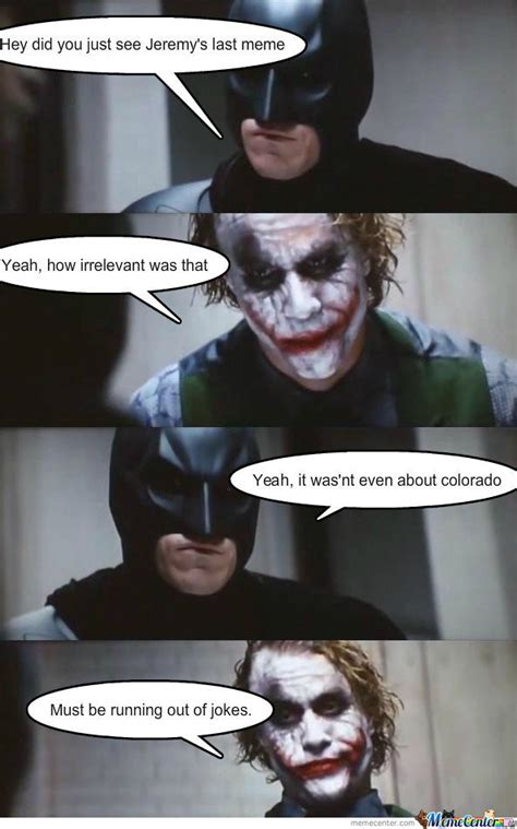 Batman Joker Meme - joker and batman by aly15p meme center
