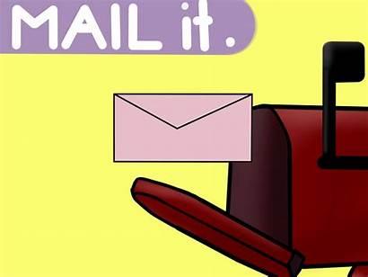 Mail Letter Send Steps