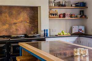 Brass & Copper Worktops: Pros & Cons - Sustainable Kitchens