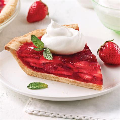 cuisine aux fraises tarte aux fraises et crème fouettée recettes cuisine