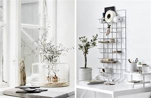 inspirations pour une deco en blanc joli place With couleur mur bureau maison 9 inspirations deco en vert fonce joli place