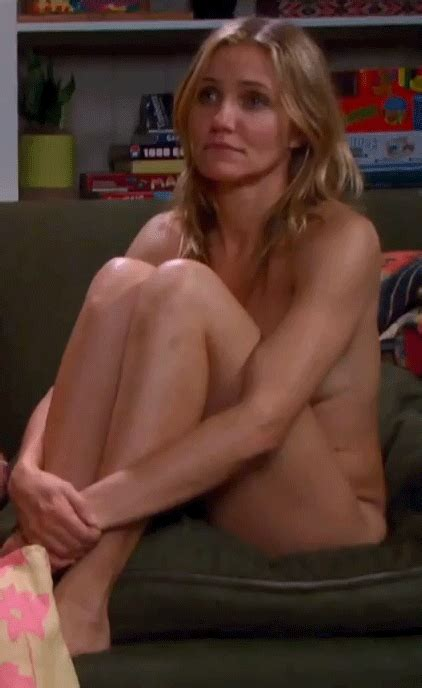Naked Cameron Diaz In Sex Tape
