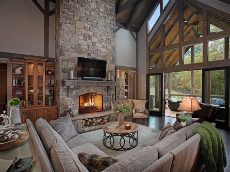 architecture style design modern rustic homes