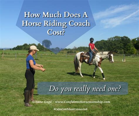 cost coach horse riding much does