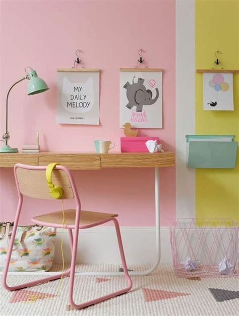 conseils peinture chambre deux couleurs nos astuces en photos pour peindre une pièce en deux