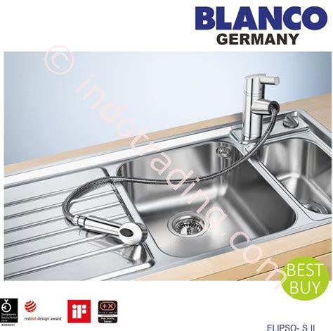 Jual Blanco Kitchen Sink Mixer Tap Elipseo Sii 2 Harga