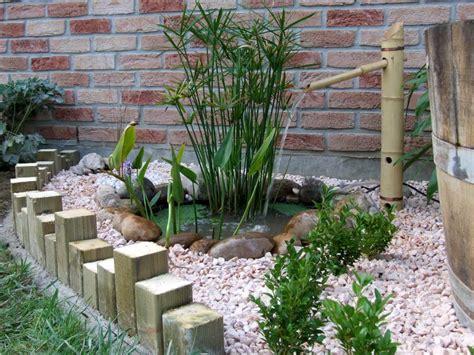 decoration exterieur jardin zen pierre le specialiste de