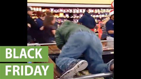black friday mayhem captured  walmart youtube