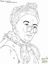 Coloring Picasso Pablo Portrait Self Frida Kahlo Renoir Simeon Chardin Jean Printable Spectacles Face Template Drawing Getcolorings Colorings Hopper Edward sketch template