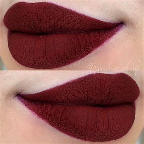 matte maroon lipstick best 25 dark red lips ideas on pinterest dark red mac