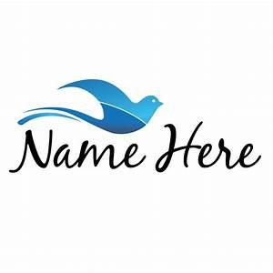 Dove Flow Semi Custom Logo Logo - Church Other - Outreach ...