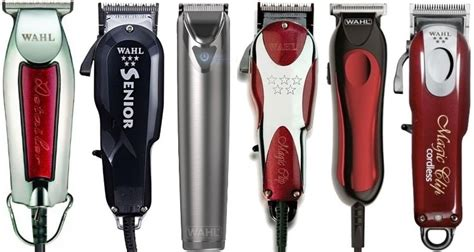 10 Best Wahl Clippers For Home & Professional Use [updated